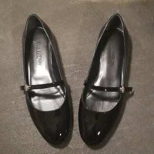 🎉 Louis Vuitton Uniformes Patent Ballet Flat 36.5